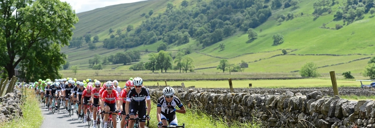 Tour De Yorkshire Cycling