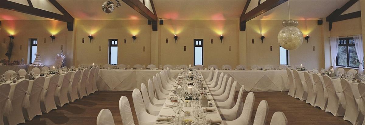 Wedding Reception Yorkshire Wedding Receptions At Ox Pasture Hall