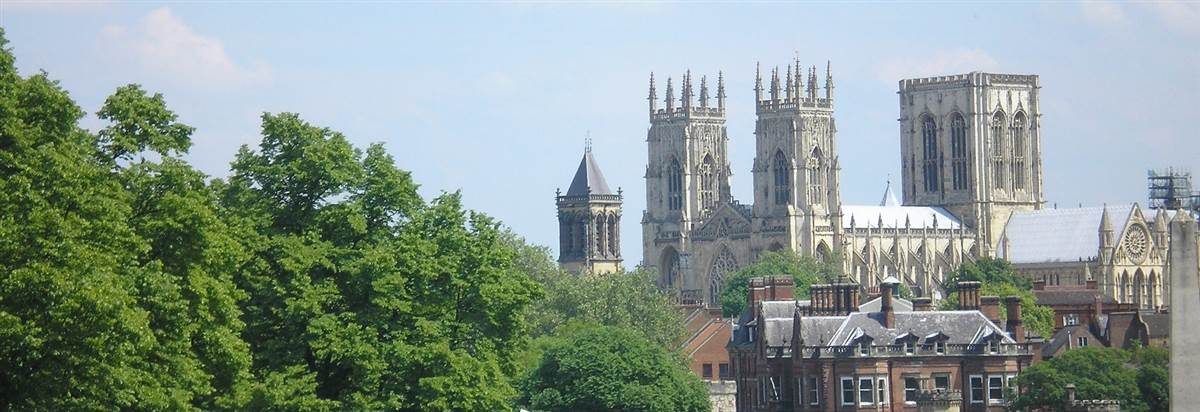 YORK Minster 1a